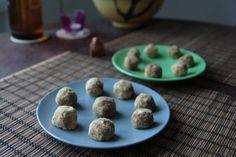 Mesquite and chocolate superfood balls/ mesquitovo-čokoládové superfood guľôčky