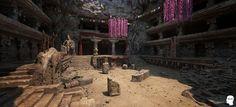 Far Cry 4: Arena, Andrew Averkin on ArtStation at https://www.artstation.com/artwork/Pogg4