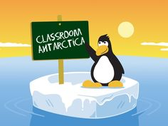 free lessons about Antarctica to stimulate interest in Social Studies, Science, and Math through real world applications.- Website to use for Life in the Antarctic Essay Social Studies Activities, Science Activities, Classroom Activities, Geography Activities, Geography Lessons, World Geography, Continents And Oceans, Polar Animals, Creative Thinking