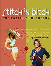 Stitch 'n Bitch: The Knitter's Handbook  1st edition, by Debbie Stoller. Click the cover to be notified when available.