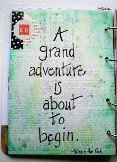 AMAZING content for a life that is full of challenge-growth-discovery. https://www.carolinehealycreativecontent.com/ Repin: Travel qoute