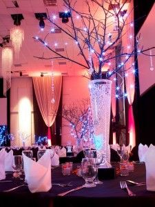 Centros de mesa on pinterest mesas bodas and navidad for Mesas de bodas decoradas