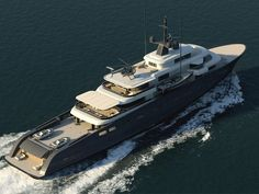 Super Yacht: Get the True Essence of the Sea with 92M X-BALLET