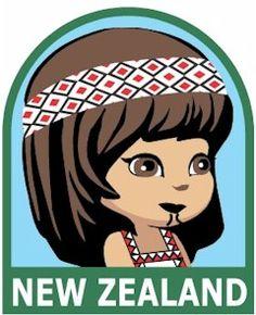 Girl Scout World Thinking Day Passports new zealand Gs World, Waitangi Day, Cool Kids, Kids Fun, World Thinking Day, Brownie Girl Scouts, Cool Patches, World Music, New Day