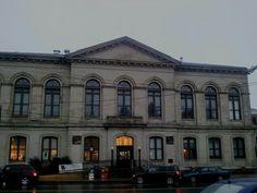 The Post Office Ogdensburg, NY  Photo by Bob Gilbert of Tempe, AZ