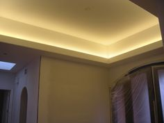 Rancho Santa Fe Home Remodel with Cove Ceiling LED Lighting