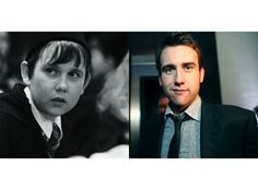 """Matthew Lewis, who plays Neville, has undergone a bigger physical transformation than any other person who works in those films, to the point that, when I went to the read through of Half Blood Prince, that we were all sitting in this great square, they put all the tables from the Great Hall into this big square so everyone's facing inwards for the read through. And facing me were Dan, and Rupert, and Emma, and Evanna, and Bonnie, and the main lot. And there's this really big cool guy…"
