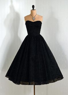 1950's Dress - just as gorgeous NOW