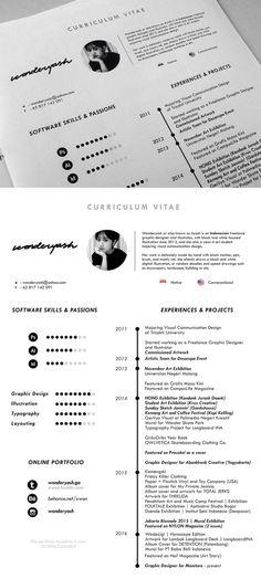 Free Simple Resume Template 22 Pinterest Simple resume