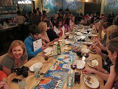 Dinner at Via Napoli #rundisney #princesshalf #fitfluential
