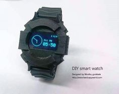 Arduino Smart Watch for Android