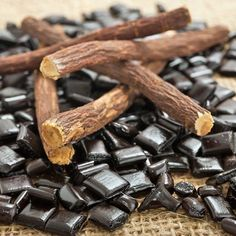 Licorice Inhibits 92% of Breast Cancer Cells & Slows Growth by 83% in Vivo: Isoliquiritigenin, a natural licorice compound, inhibited 92% of human breast cancer cells (both ER+ and triple-negative) in vitro after 48 hours of treatment in this new study. When given to mice, it resulted in breast tumors 83% smaller than untreated mice after 25 days. Researchers discovered this licorice compound was not only cytotoxic to the breast canc ... more at http://www.ncbi.nlm.nih.gov/pubmed/23861918