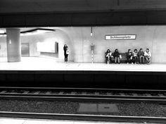 Stuttgart Schlossplatz U-Bahn-Station
