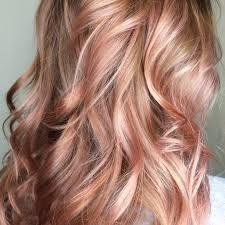 Image result for blonde rose gold balayage