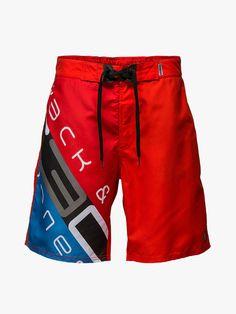 Hydra Boardshorts, FIERY RED,