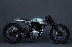 Hero Honda Karizma Custom Build from India