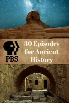 Ancient History Homeschool PBS Streaming offers consistently great content for our homeschool. For ancient history (Story of the World Volume find out what we will be watching from PBS. world history Must-Watch Shows for Ancient History World History Projects, World History Facts, World History Classroom, Ancient World History, World History Lessons, History For Kids, Study History, Mystery Of History, History Major