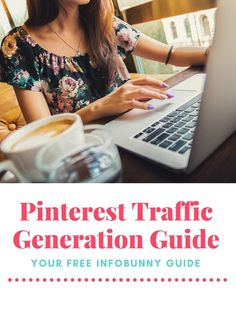 Are you using Pinterest to help drive traffic to your site then you are really missing a trick. #Pinterest now has over 200 million active members. Here is my Pinterest Traffic Generation Guide