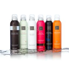 #rituals showermousse is the most luxurious way to get fresh in the morning