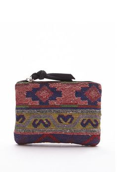 Southwestern Pattern Coin Purse | Forever 21 - 1000131158