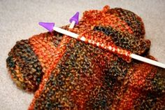 How to Knit a Very Easy Prayer Shawl for Beginners