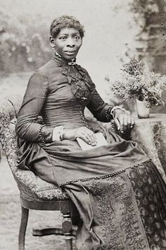 19th-century American Women: Photos of 1800s African American Women