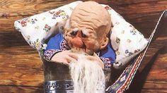 ivo caprino - Google-søk Homemade Art, Folklore, Troll, Norway, Documentaries, Fairy Tales, Teddy Bear, Tv, Film