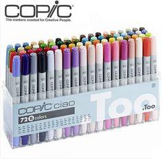 Conjunto de canetas   72 B desenho COPIC MANGA gráficos de artes artesanato em Marcadores Artísticos de Escritório & material escolar no AliExpress.com   Alibaba Group
