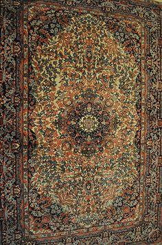 Nice Indo Persian Rug