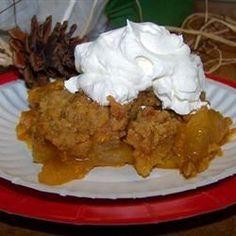 Pumpkin Apple Cobbler - Allrecipes.com