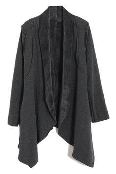 Vintage coat long