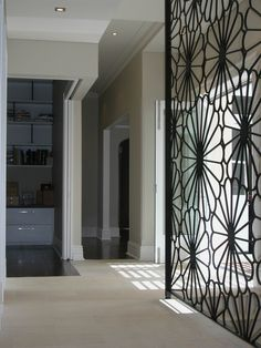 Stainless steel screen/divider/partition, Stainless steel screen/divider/partition direct from Foshan Jue Dun Metal Products Co. House Design, Partition Design, Room Design, Interior, Metal Screen, Home Decor, Interior Design, Wall Design, Divider