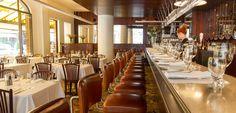 Restaurant Lemeac 10h00pm table d'hôte 1/2prix ***essayez le Boudin, le pain perdu(a must), creme glacée basilic-coco.  1045 Laurier ouest
