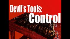 The Devil makes the idea of control a plausible thing for humans but in truth humans are not in control of anything. Devil, Company Logo, Tools, Appliance, Vehicles