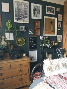 HOME & GARDEN: Eclectic Atmosphere at Nicola Broughton