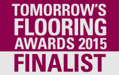 Our Art Select Stones collection has been named in Tomorrow's Flooring Awards 2015!  http://karndeanblog.com/2015/01/07/karndean-art-select-named-as-finalist-in-tomorrows-flooring-awards/