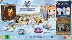 Tales of Zestiria: Collector's Edition - [PlayStation 4]: Amazon.de: Games