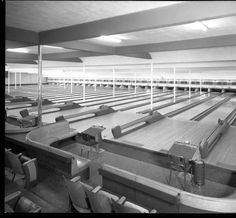 Western Lanes Inc. Int. photo of bowling alley. :: Royal Photo Company Collection My parents managed this bowling alley through the 60s and 70s