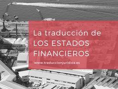 La traducción de los estados financieros #traducción #estadosfinancieros #finanzas #translation #financialstatemets #finances
