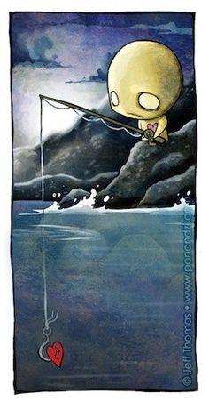 PonZi - Fishing by Jeff Thomas
