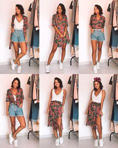 impressive summer outfits you need this moment 29 ~ my.me impressive summer outfits you nee. Look Fashion, Diy Fashion, Ideias Fashion, Fashion Outfits, Womens Fashion, Fashion Trends, Mode Outfits, Chic Outfits, Trendy Outfits