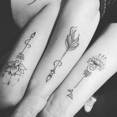 Best tattoos ideas for women ! Best tattoos ideas for women ! Best Tattoos For Women, Great Tattoos, Trendy Tattoos, Body Art Tattoos, Small Tattoos, New Tattoos, Tatoos, Unalome Tattoo, Tattoo Femeninos