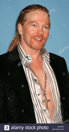 Aug 31, 2006; New York, NY, USA; Singer AXL ROSE poses Guns And Roses, Radio City Music Hall, Heavy Metal Music, Mtv Video Music Award, Ny Usa, Axl Rose, Poses For Photos, The Duff, Record Producer