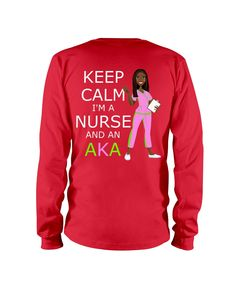 AKA Nurse Shirt Gift for LNP RN and Nurse Day - Red icu nurse critical care, college nurse, nurse practitioner school #NurseLifeUS #goodvibes #happygirl, dried orange slices, yule decorations, scandinavian christmas College Nursing, Icu Nursing, Nursing Memes, Labor Nurse Gift, Stages Of Labor, Critical Care Nursing, Nurses Day, Yule Decorations, Nurse Quotes