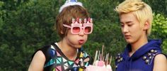 TEEN TOP Celebrates Niel's Birthday After Music Core