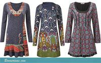 read about folk fashion for women