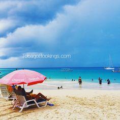 Foto: Head out to Store Bay for some beach fun! Have a great weekend everyone <3.  #Tobago #Trinidad #TrinidadAndTobago #Caribbean #Island #Vacation #Travel #CaribbeanTravel #TobagoBookings #StoreBay #StoreBayTobago
