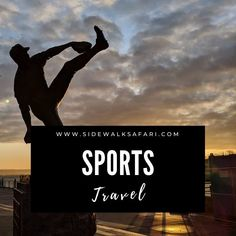 Learn about the best places to visit for sports lovers. Take a sports-focused trip. See a local game on your travels. Travel Around Europe, Different Sports, Travel Images, Cool Places To Visit, Traveling By Yourself, The Good Place, Safari, Lovers, Game