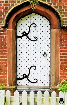 Great Budworth, Cheshire, England, Doors & Portals - Gold, Silver, Copper, Brass, Glass or White