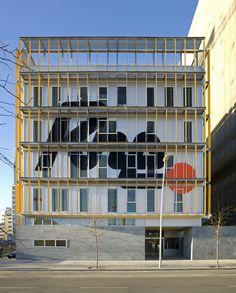 Radio Nacional de España Headquarters / Ravetllat-Ribas
